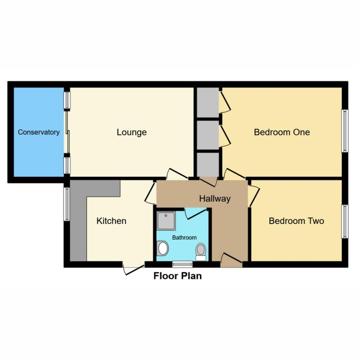 Floorplan 1 of Shelley Avenue Langdon Hills, Basildon, SS16