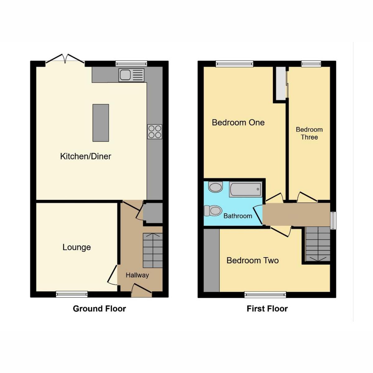 Floorplan 1 of The Drive, Rochford, SS4