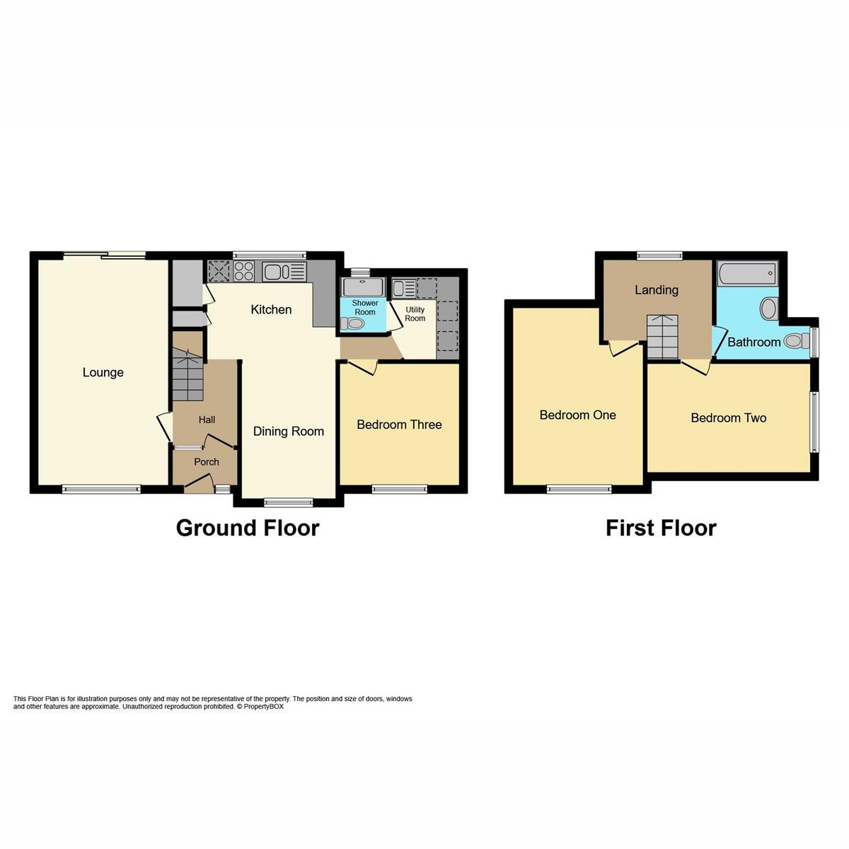 Floorplan 1 of Love Lane, Rayleigh, SS6