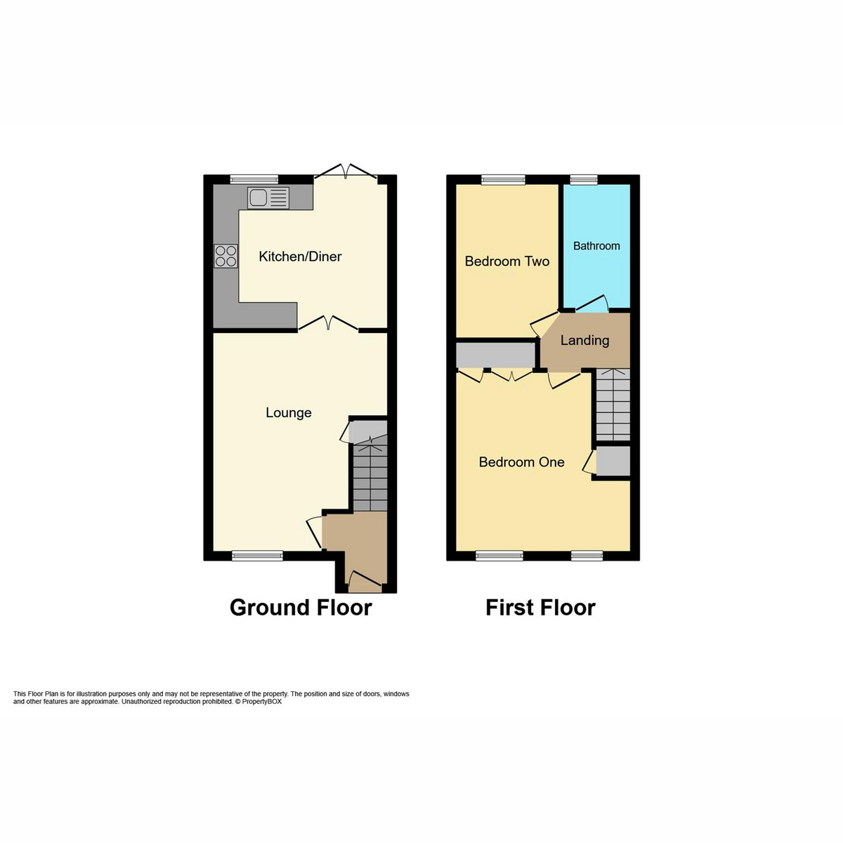 Floorplan 1 of Kestrel Grove, Rayleigh, SS6