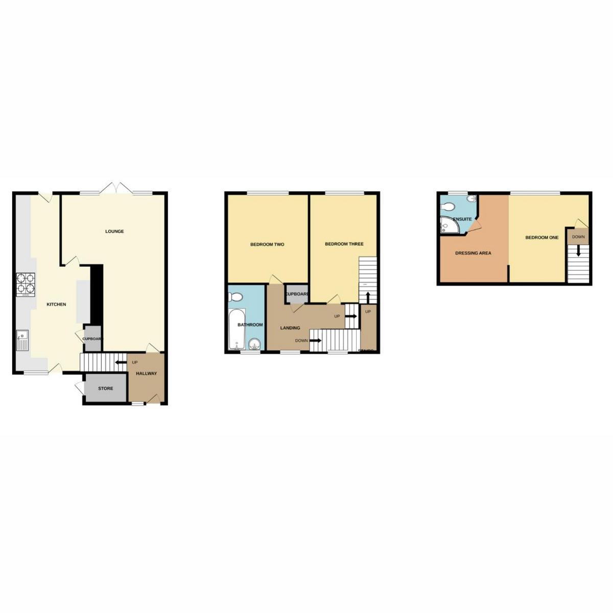 Floorplan 1 of Turpins, Basildon, SS14