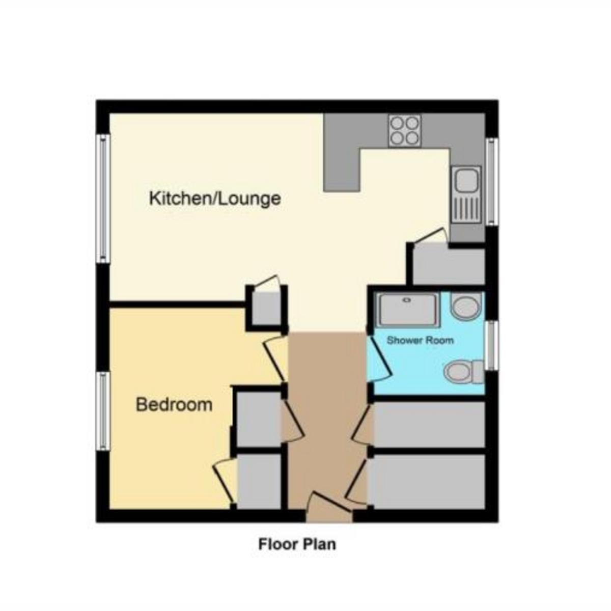 Floorplan 1 of Mynchens, Basildon, SS15