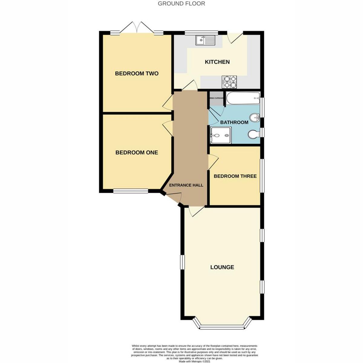 Floorplan 1 of Prittlewell Chase, Westcliff-on-sea, SS0