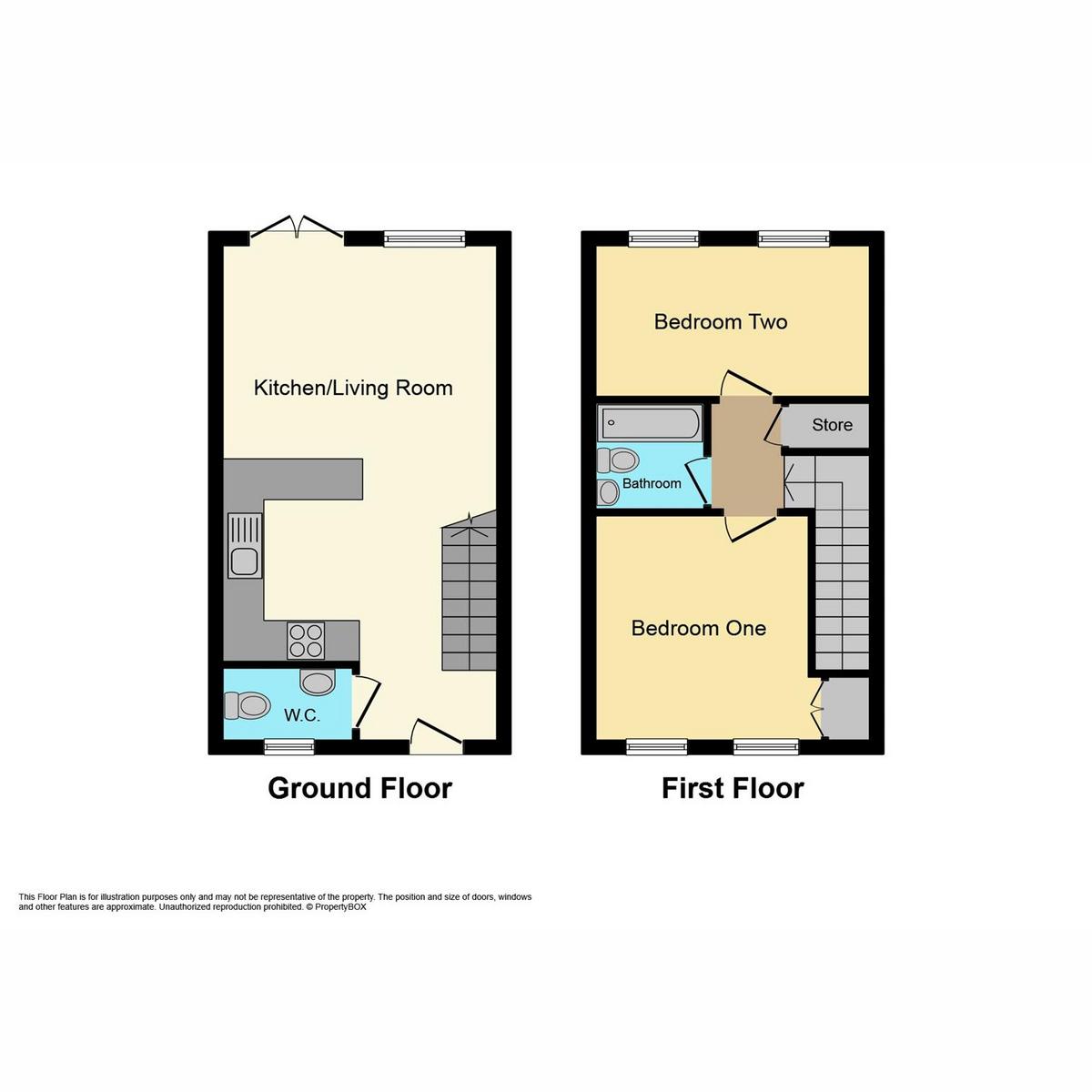 Floorplan 1 of Ramuz Drive, Westcliff-on-sea, SS0