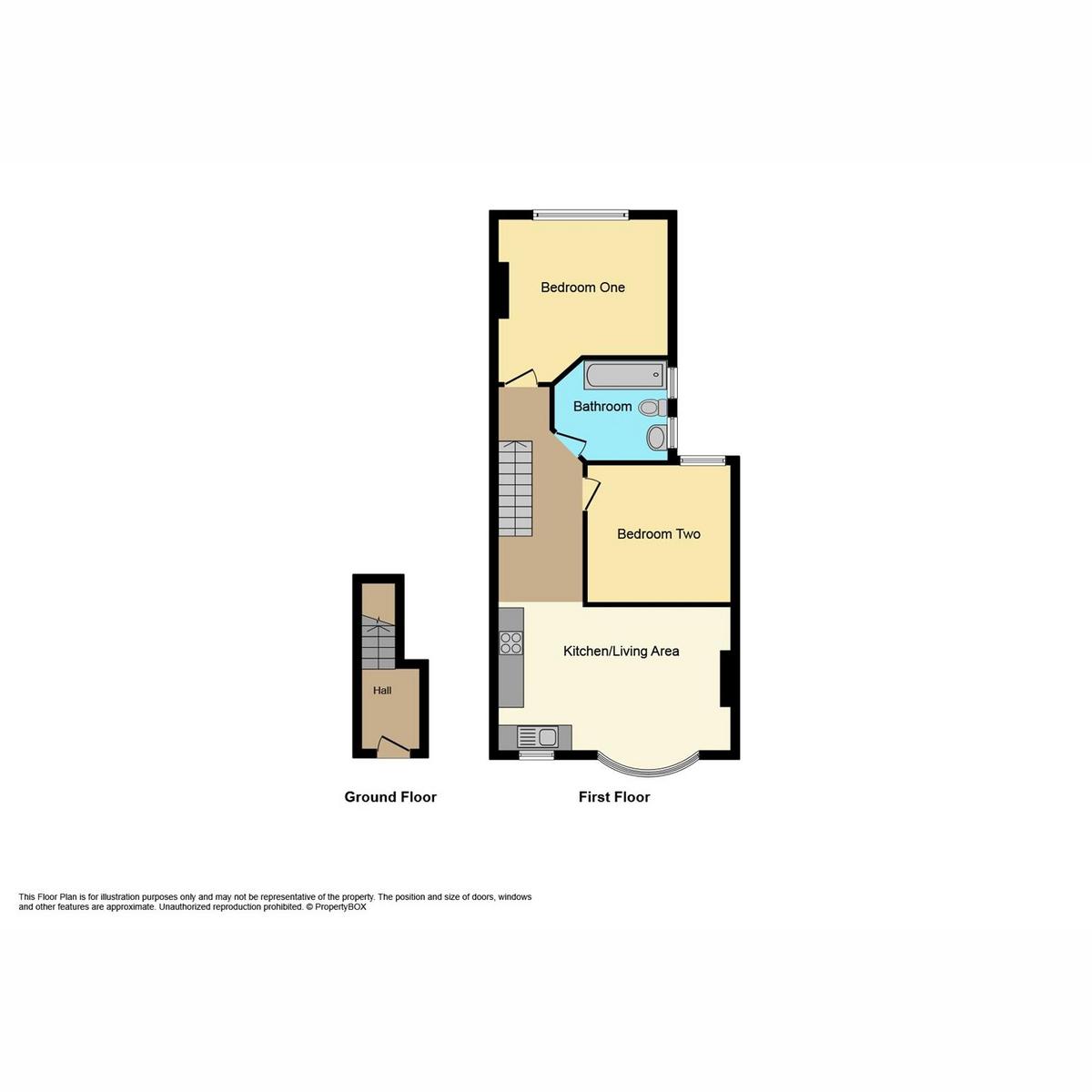 Floorplan 1 of Westbourne Grove, Westcliff-on-sea, SS0