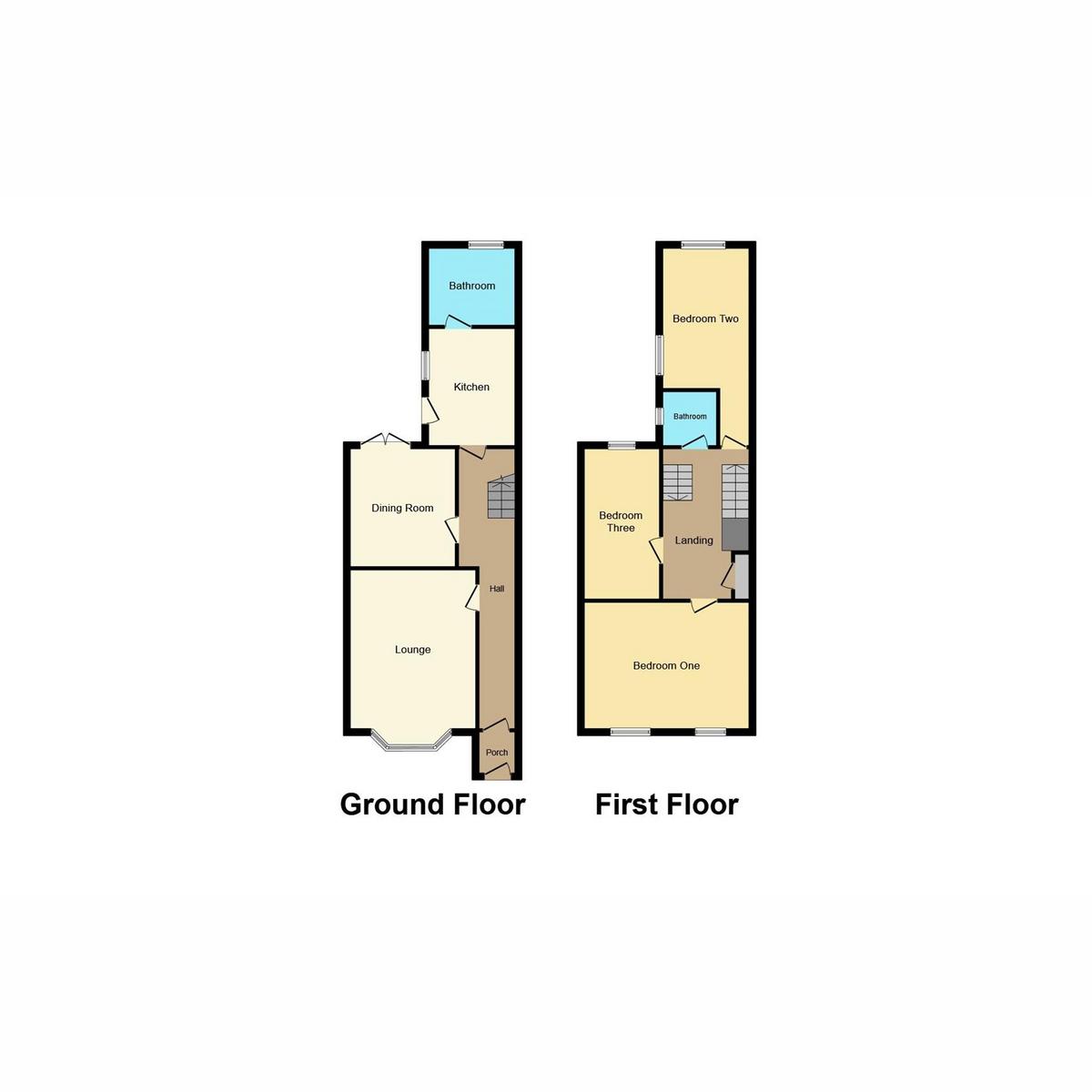 Floorplan 1 of St. Johns Road, Westcliff-on-sea, SS0