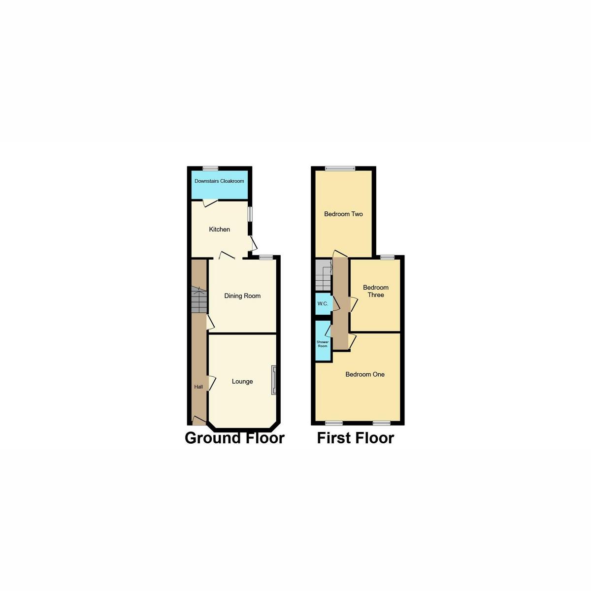 Floorplan 1 of Gordon Road, Southend-on-sea, SS1