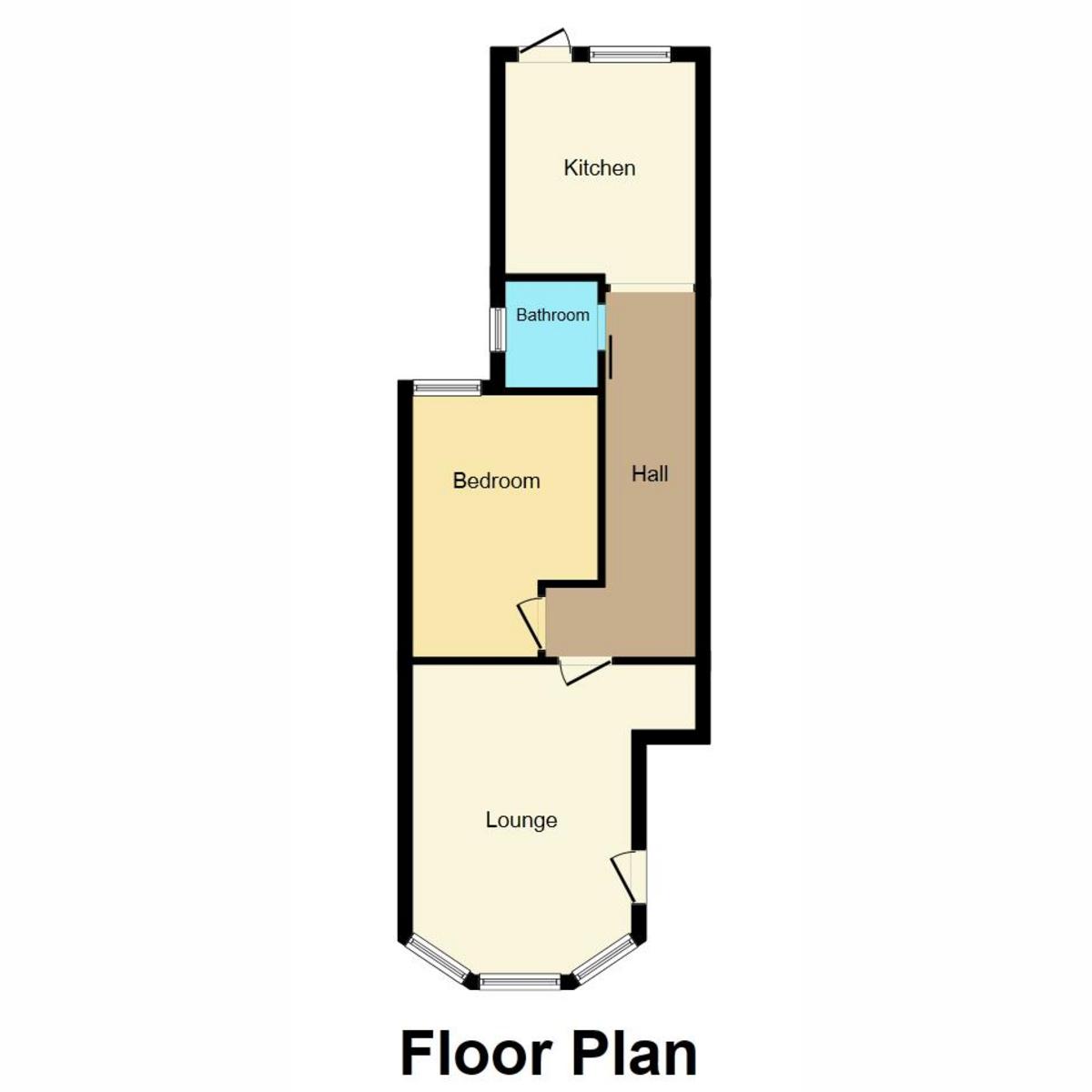 Floorplan 1 of High Street, Shoeburyness, SS3