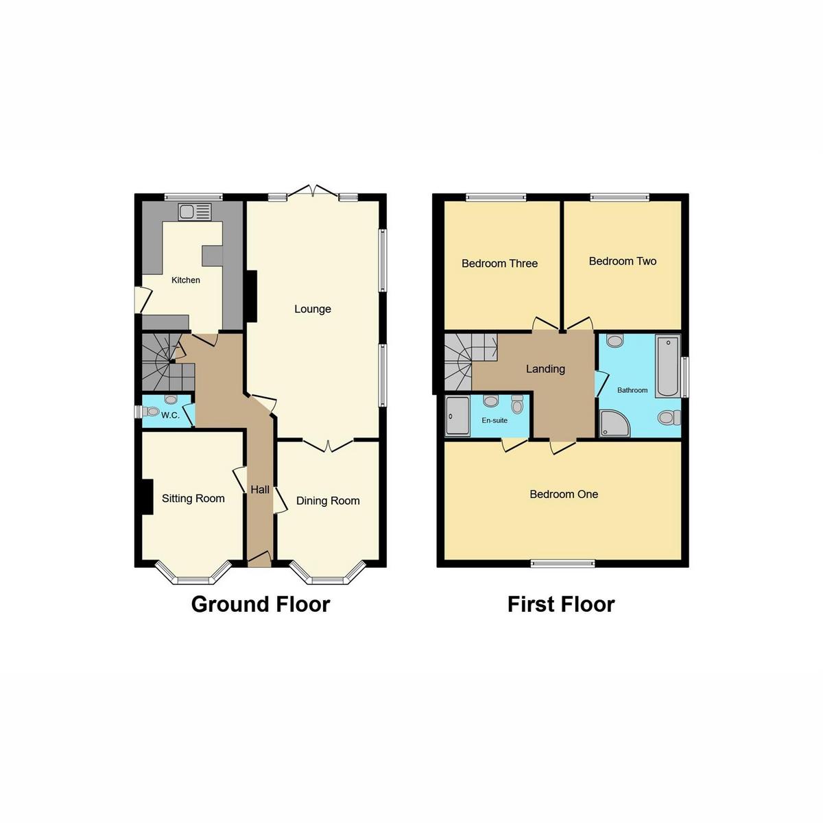 Floorplan 1 of Thundersley Church Road, Benfleet, SS7