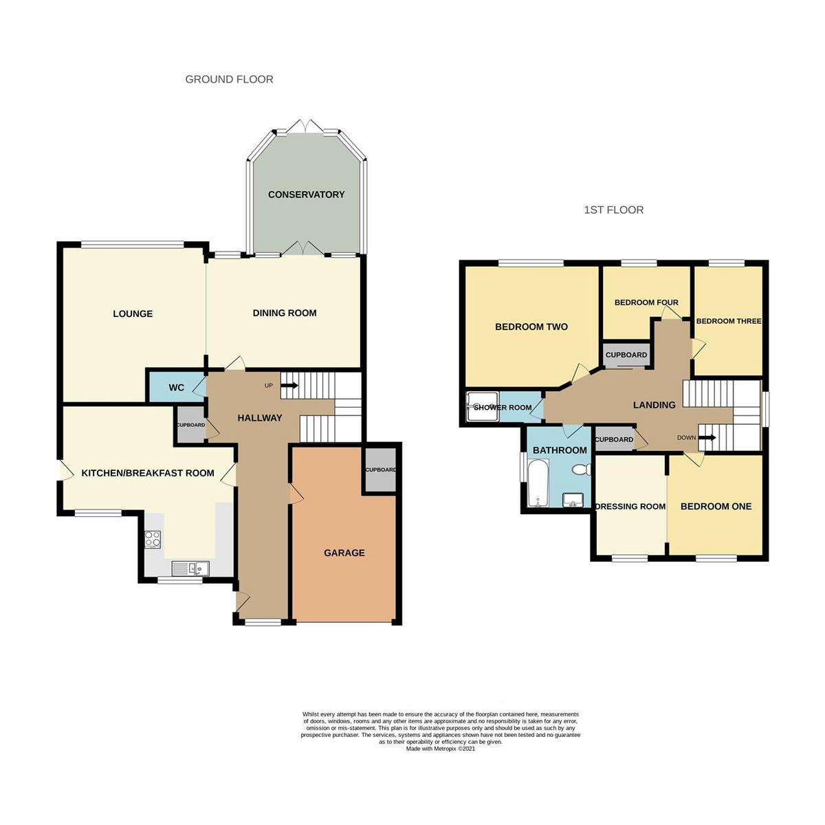 Floorplan 1 of Glenridding, Benfleet, SS7