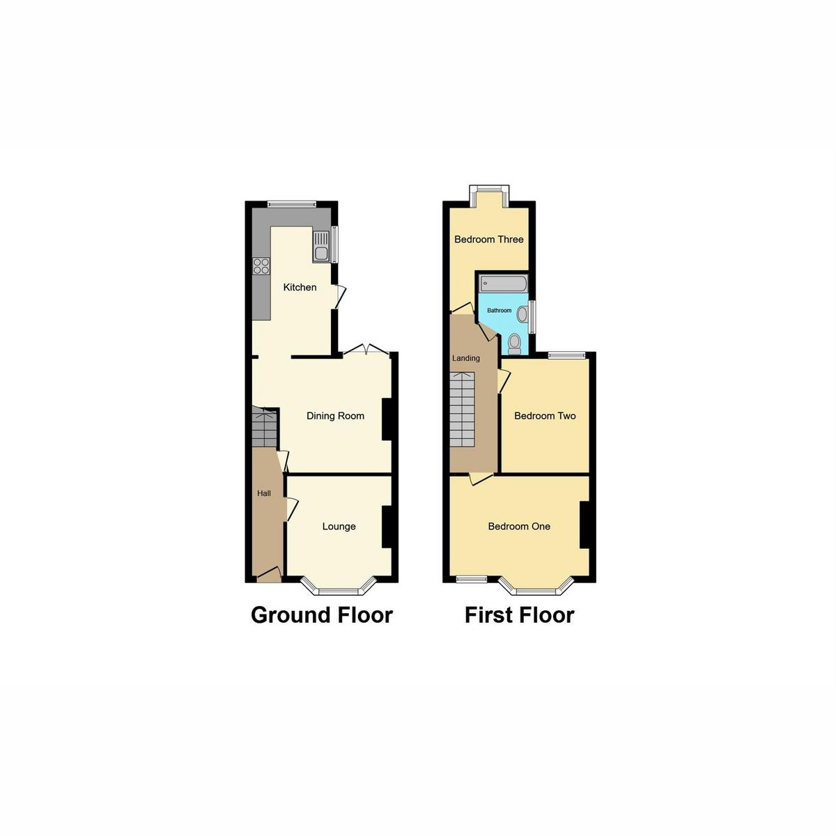 Floorplan 1 of Glendale Gardens, Leigh-on-sea, SS9