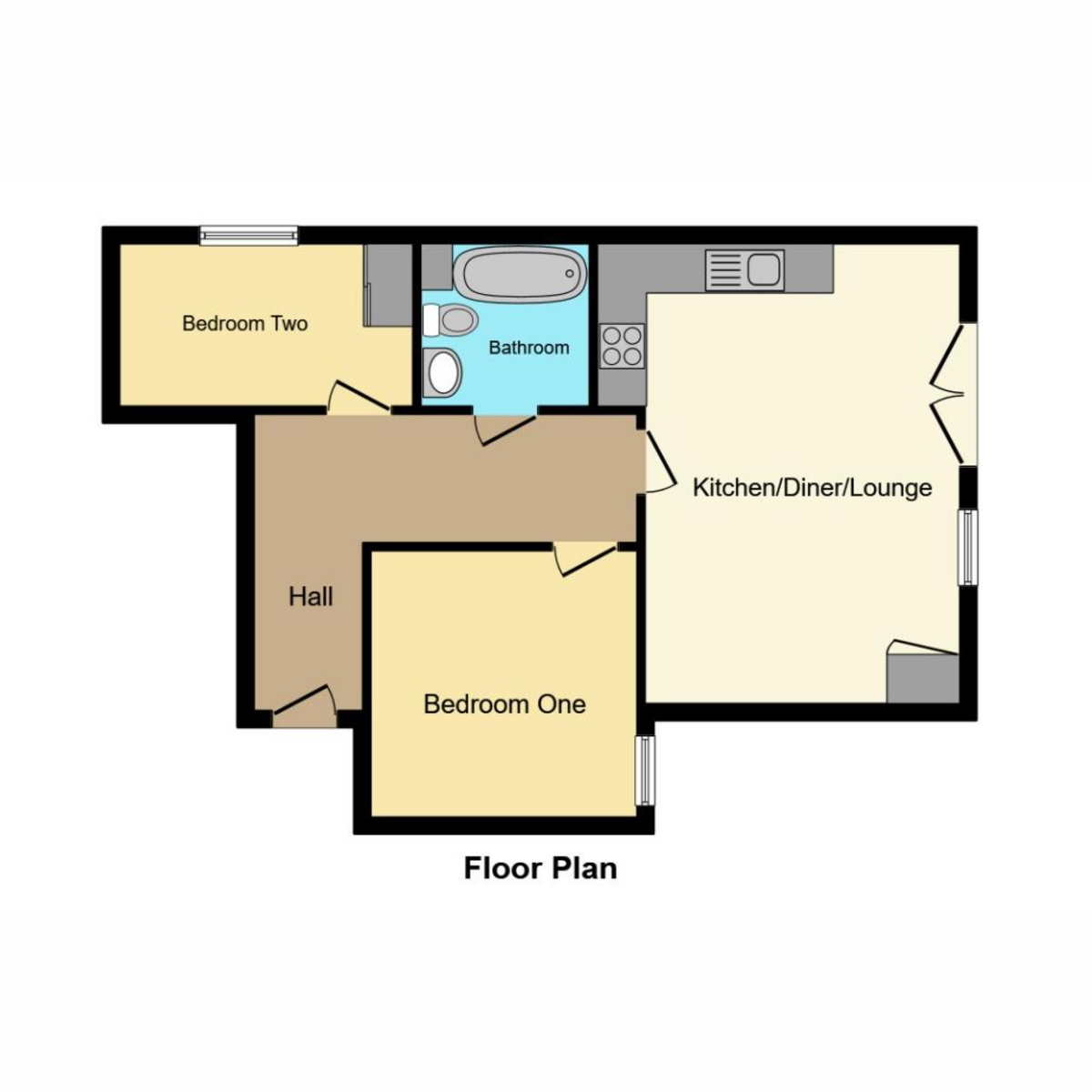 Floorplan 1 of Leigh Hill, Leigh-on-sea, SS9