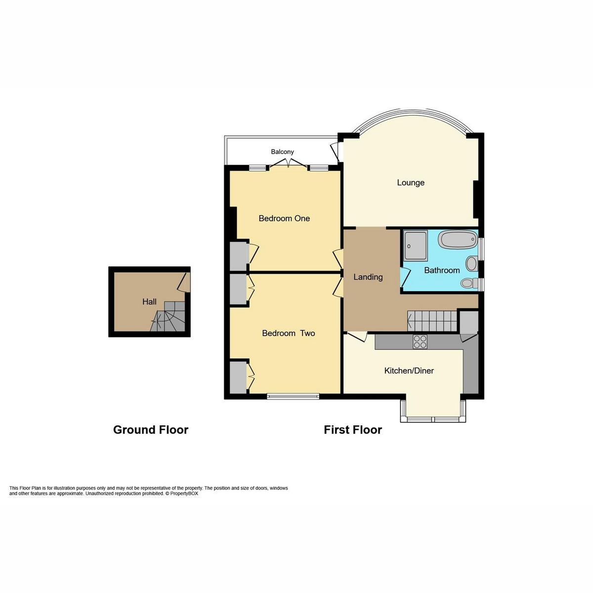 Floorplan 1 of Hillside Crescent, Leigh-on-sea, SS9