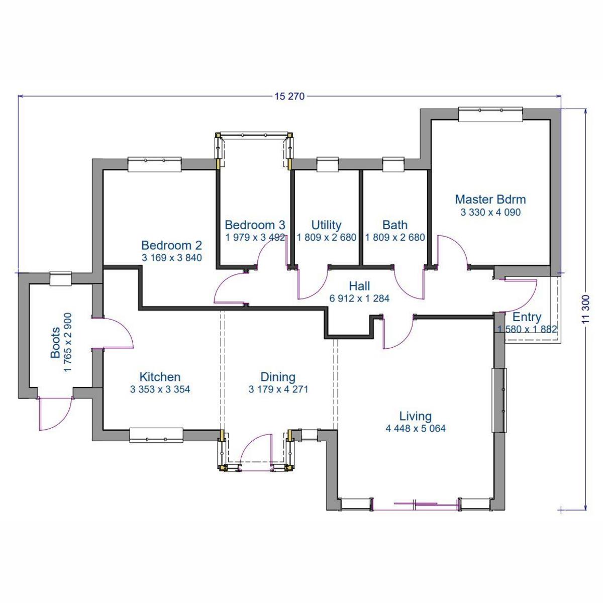 Floorplan 1 of Arterial Road, Rayleigh, SS6