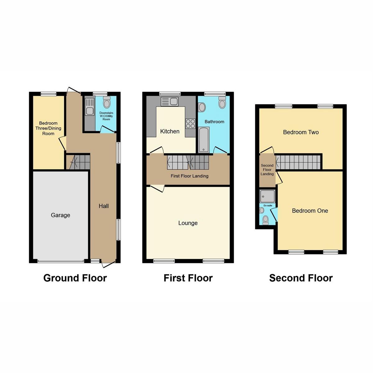 Floorplan 1 of 522-524 Rayleigh Road, Leigh-on-sea, SS9