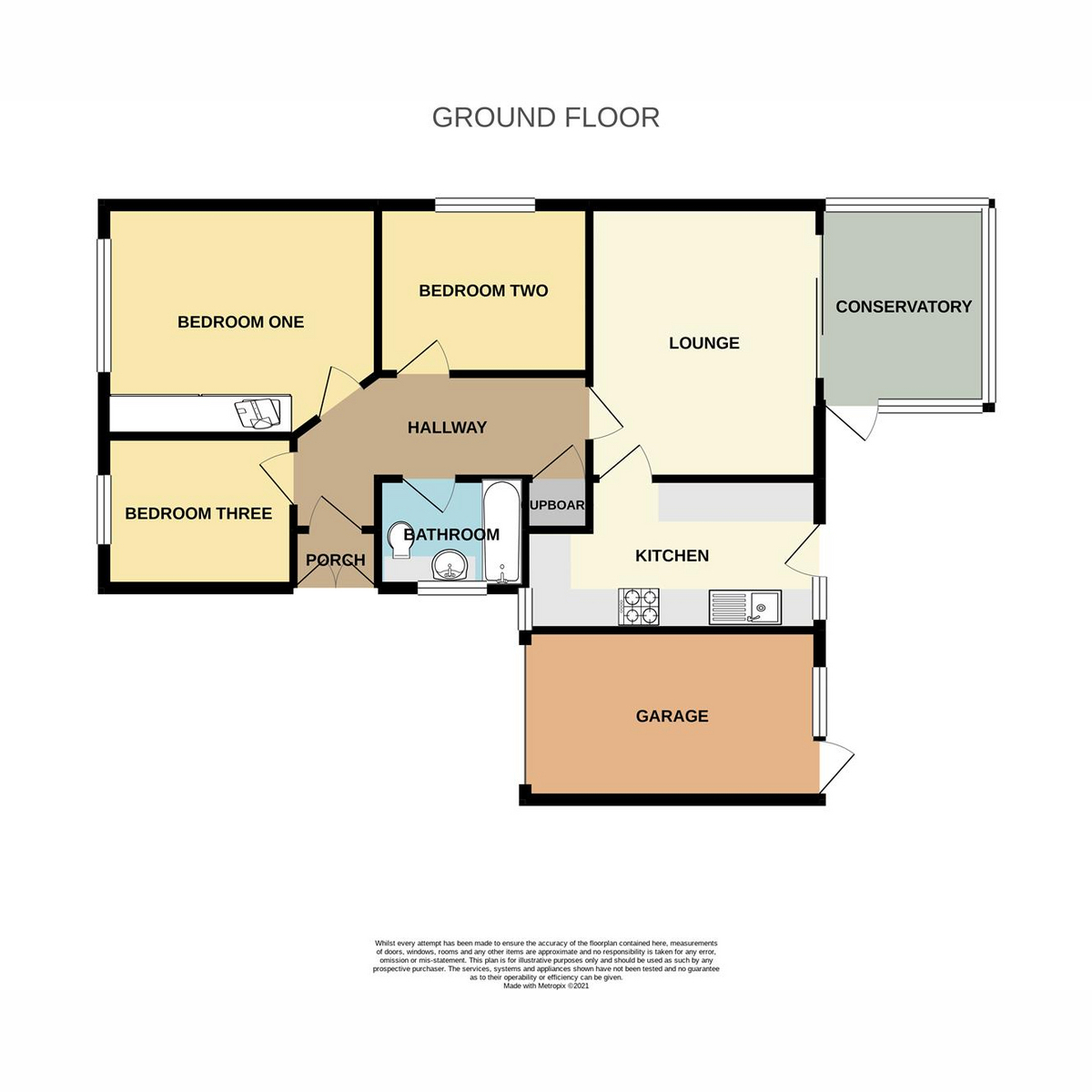 Floorplan 1 of Lower Lambricks, Rayleigh, SS6