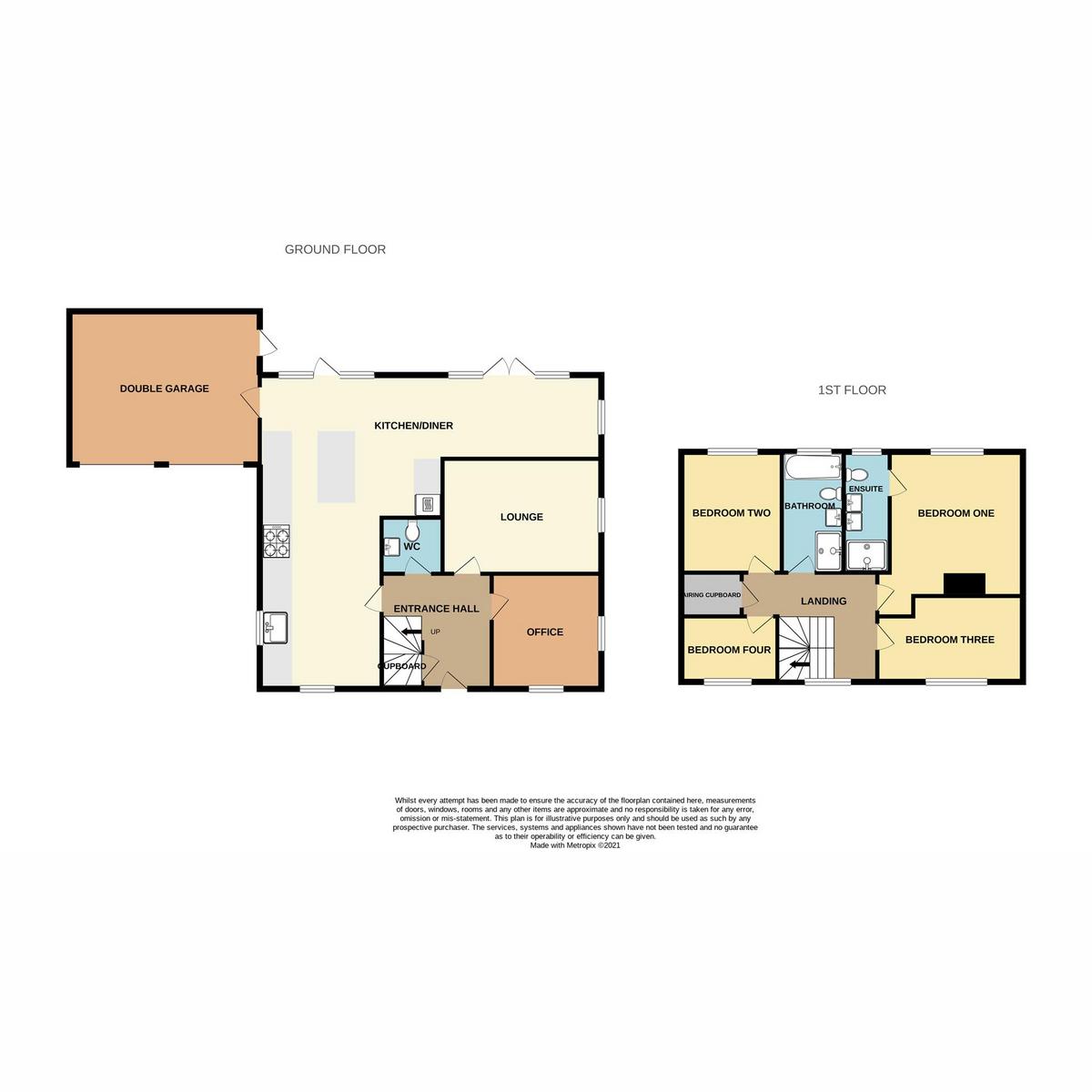 Floorplan 1 of Etheldore Avenue, Hockley, SS5
