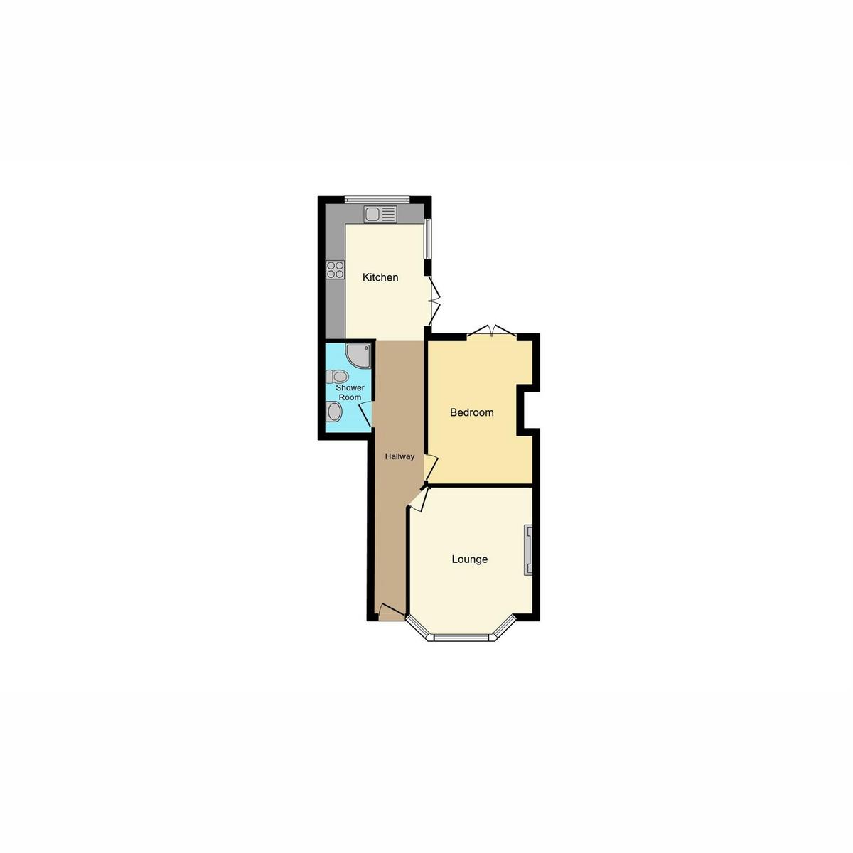 Floorplan 1 of Leigh Hall Road, Leigh-on-sea, SS9
