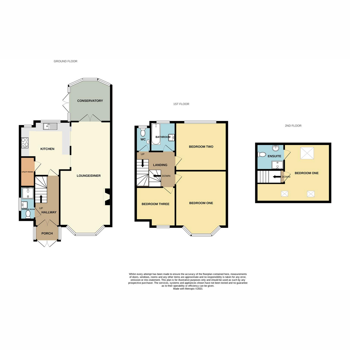 Floorplan 1 of Scarborough Drive, Leigh-on-sea, SS9