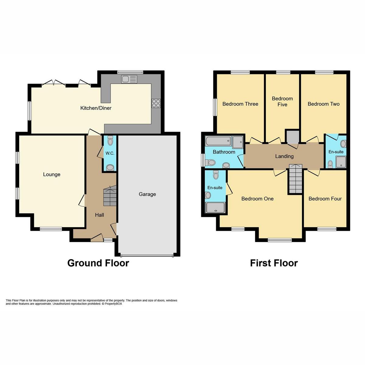 Floorplan 1 of Rawreth Lane, Rayleigh, SS6