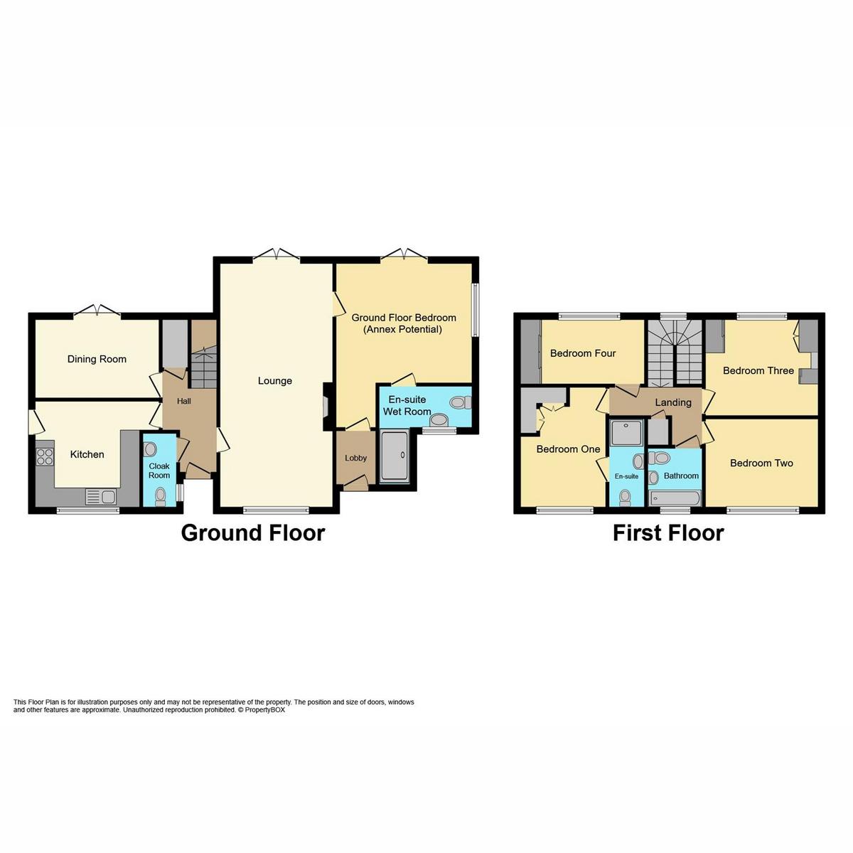 Floorplan 1 of Goldhanger Close, Rayleigh, SS6
