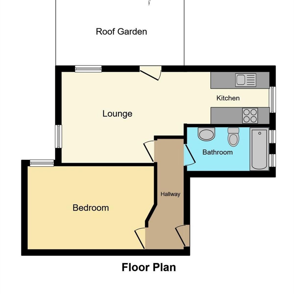 Floorplan 1 of Southchurch Road, Southend-on-sea, SS1