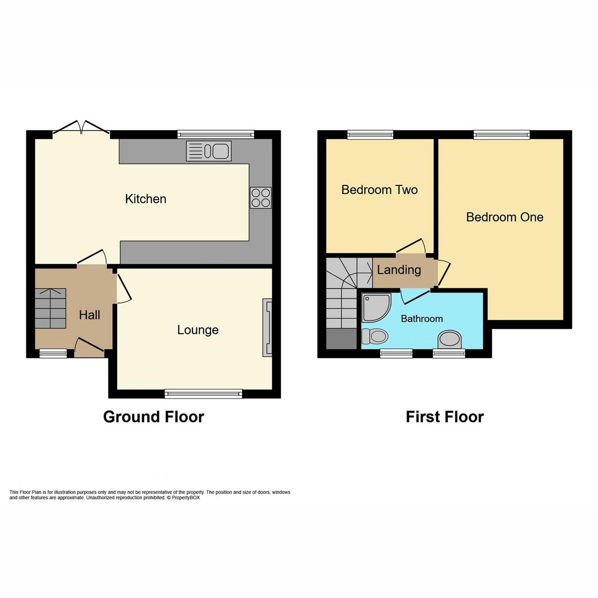 Floorplan 1 of Seaforth Grove, Southend-on-sea, SS2