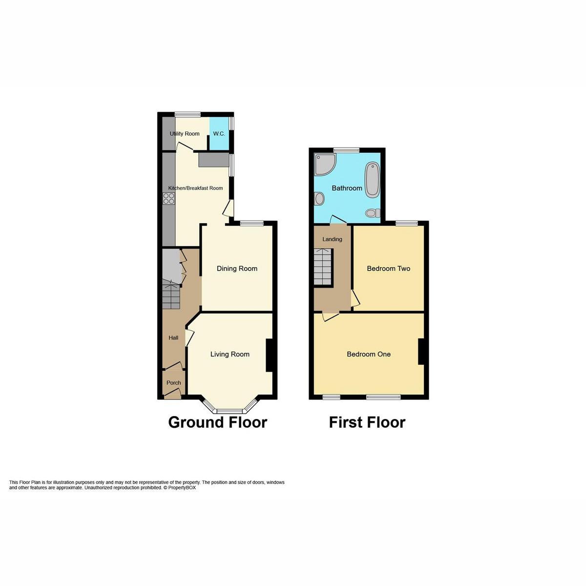 Floorplan 1 of Wakering Avenue Shoeburyness, Southend-on-sea, SS3