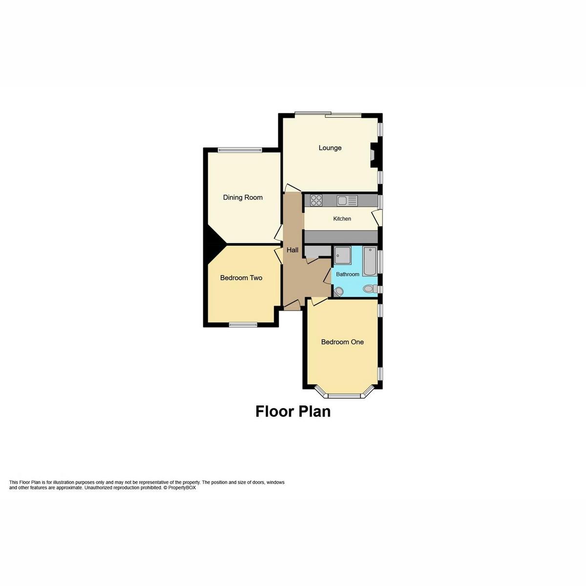 Floorplan 1 of Ambleside Drive, Southend-on-sea, SS1