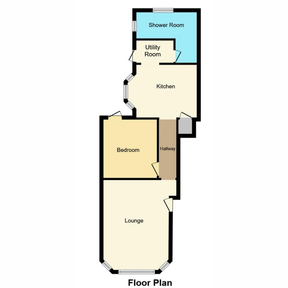 Floorplan 1 of Hamlet Court Road, Westcliff-on-sea, SS0