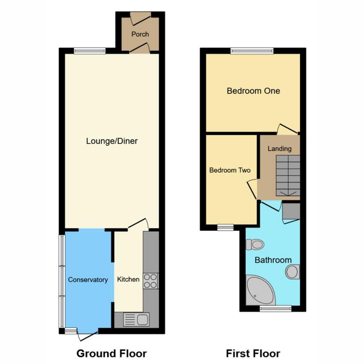 Floorplan 1 of Little Wakering Road, Little Wakering Southend-on-sea, SS3