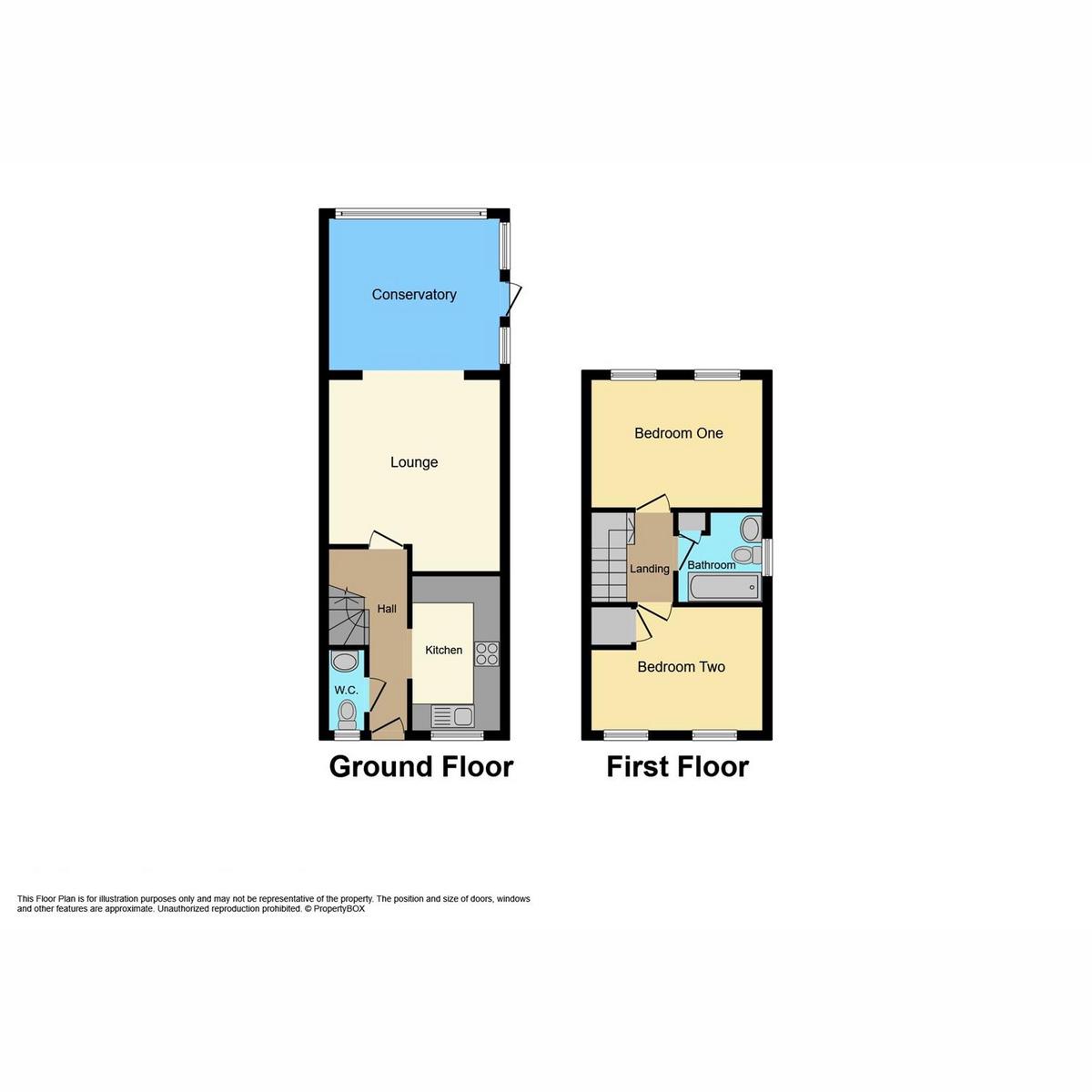 Floorplan 1 of Bowbank Close, Southend-on-sea, SS3