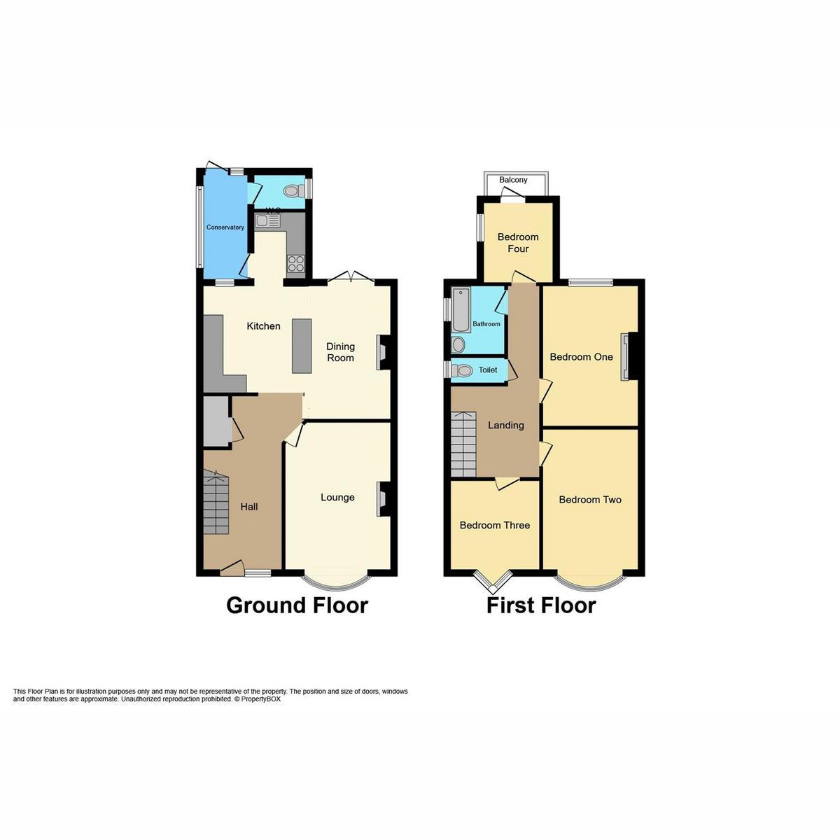 Floorplan 1 of Beach Avenue, Leigh-on-sea, SS9