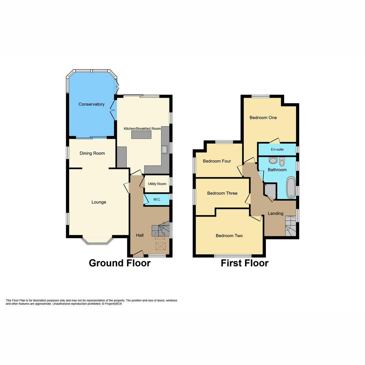 Floorplan 1 of Hill Lane, Hockley, SS5