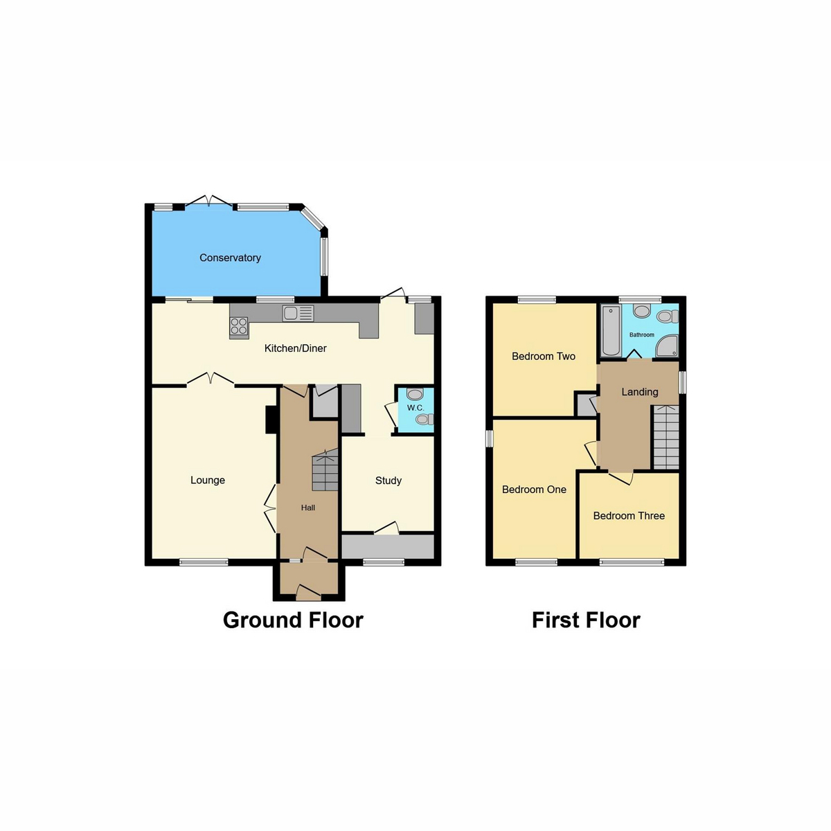 Floorplan 1 of Gayleighs, Rayleigh, SS6