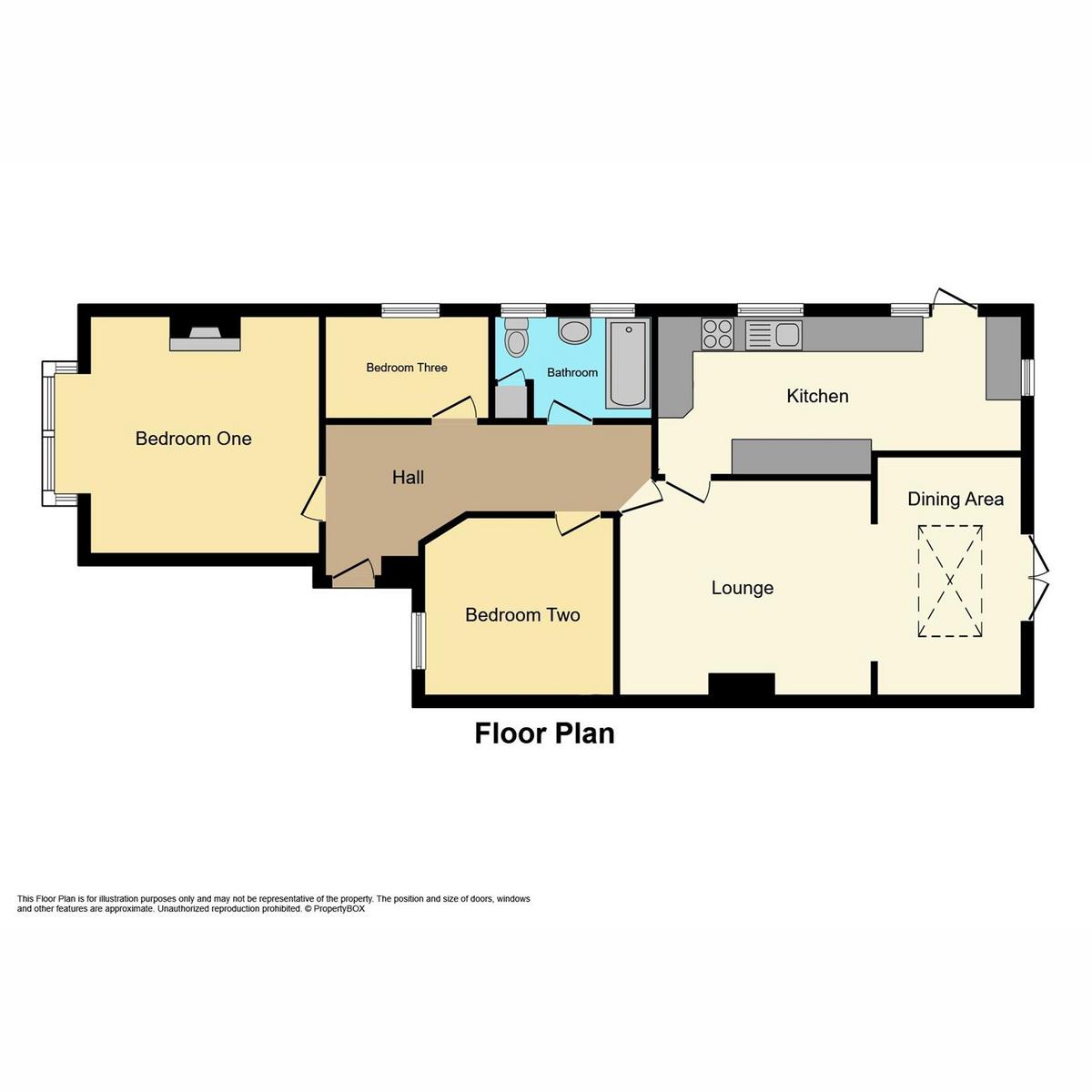 Floorplan 1 of Fairfield Road, Leigh-on-sea, SS9