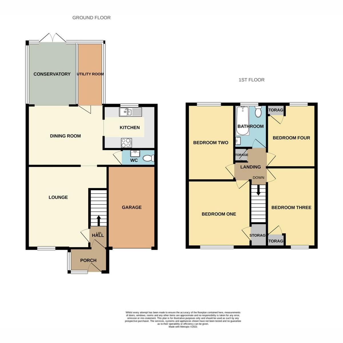 Floorplan 1 of Whitehouse Meadows, Leigh-on-sea, SS9