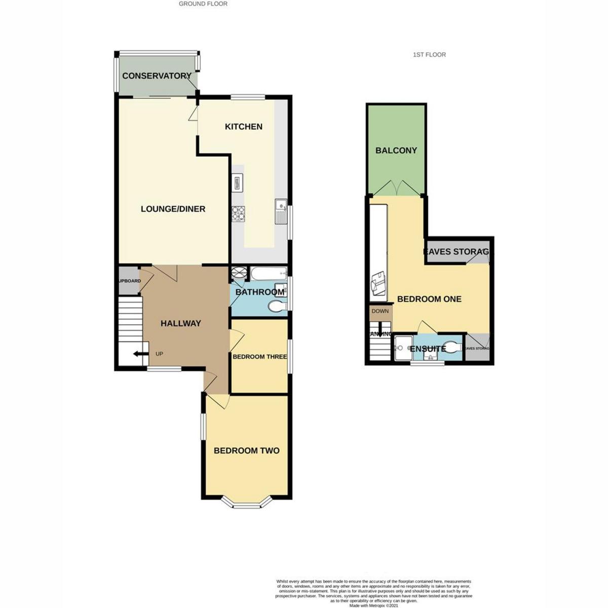 Floorplan 1 of Gravel Road, Leigh-on-sea, SS9