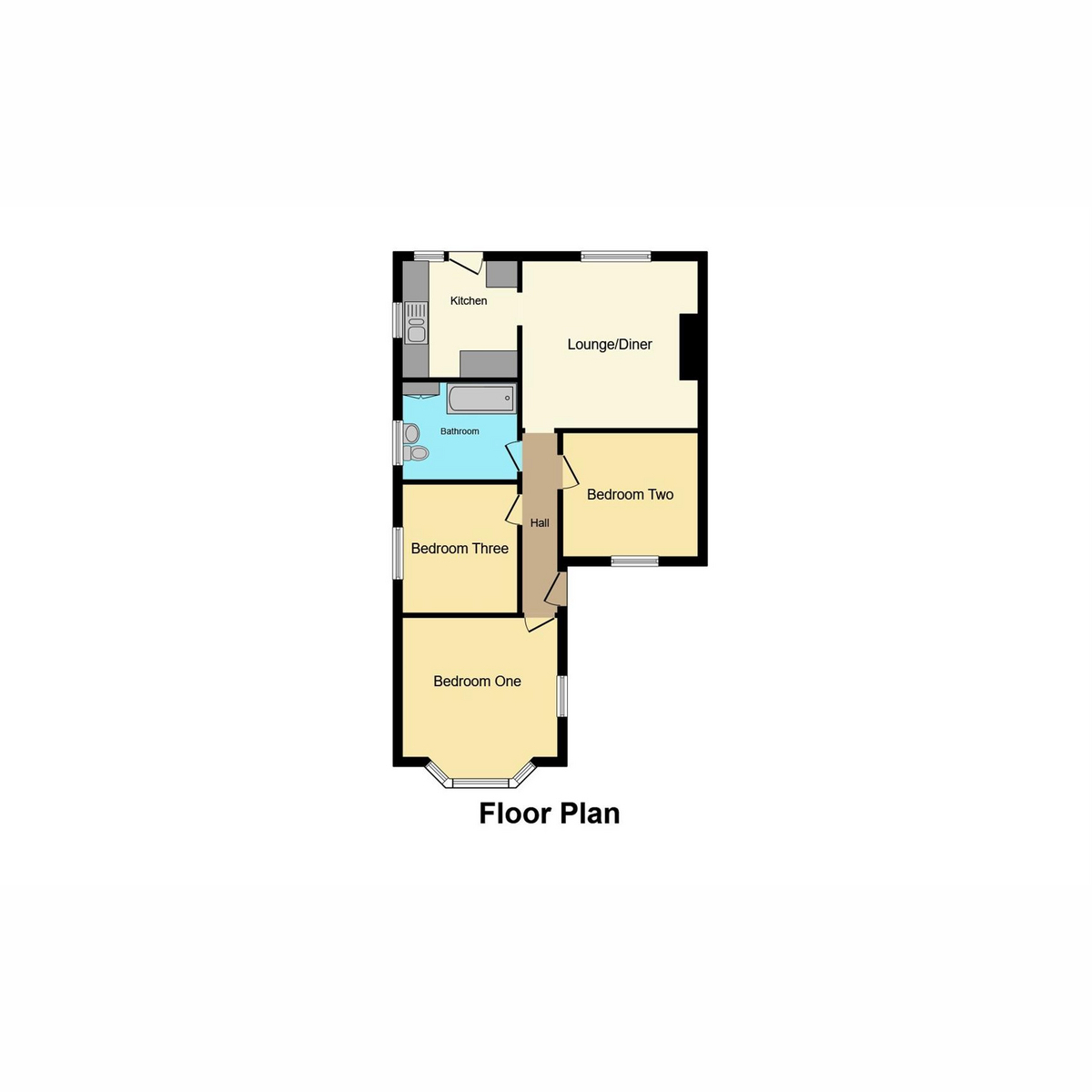 Floorplan 1 of Grove Hill, Leigh-on-sea, SS9