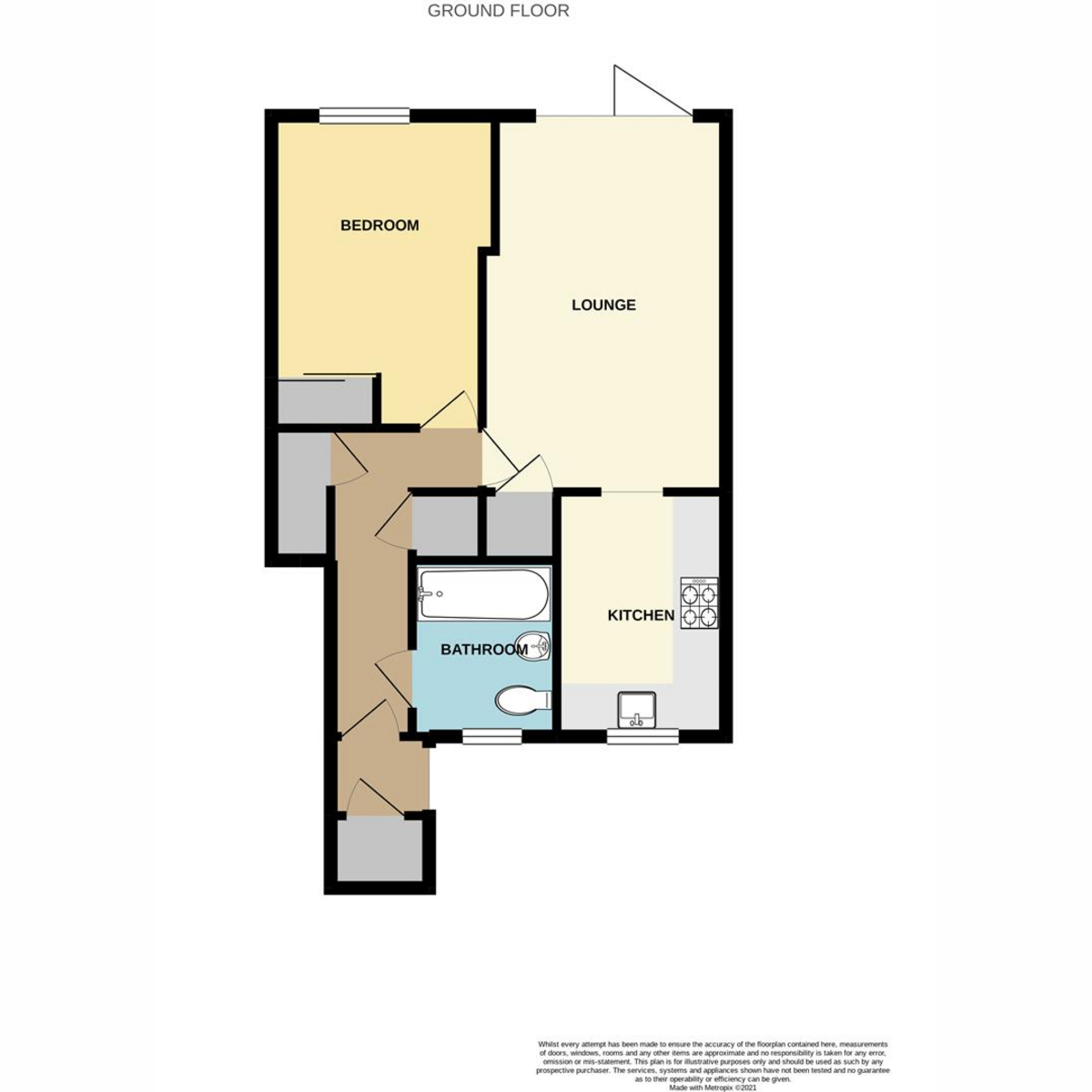 Floorplan 1 of Glebe Field, Basildon, SS14
