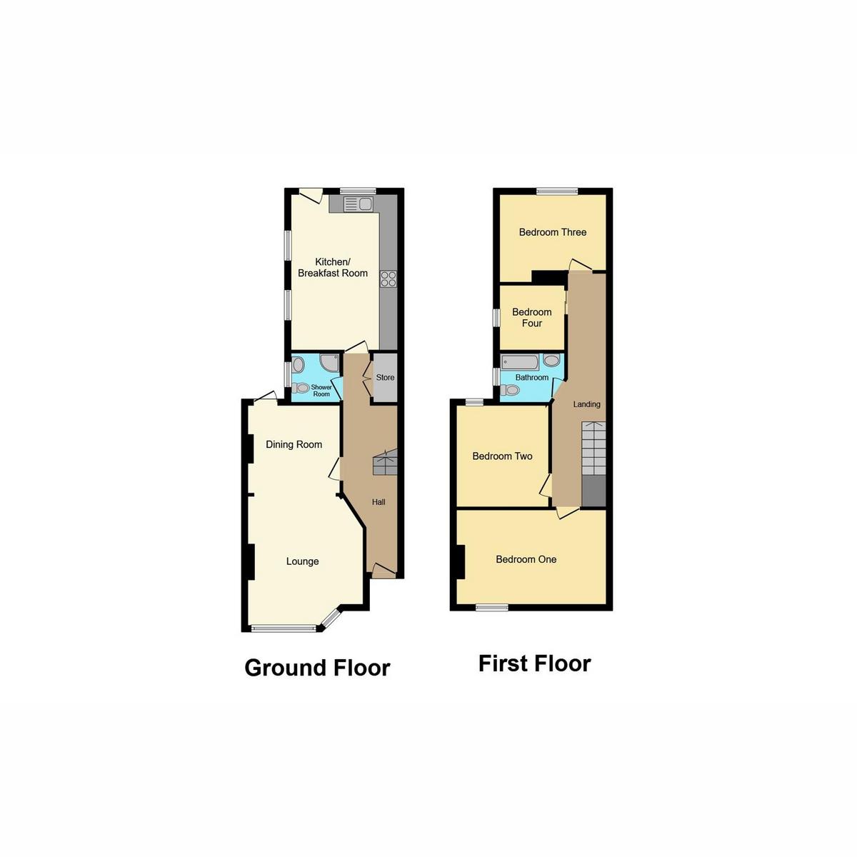 Floorplan 1 of Sweyne Avenue, Southend-on-sea, SS2