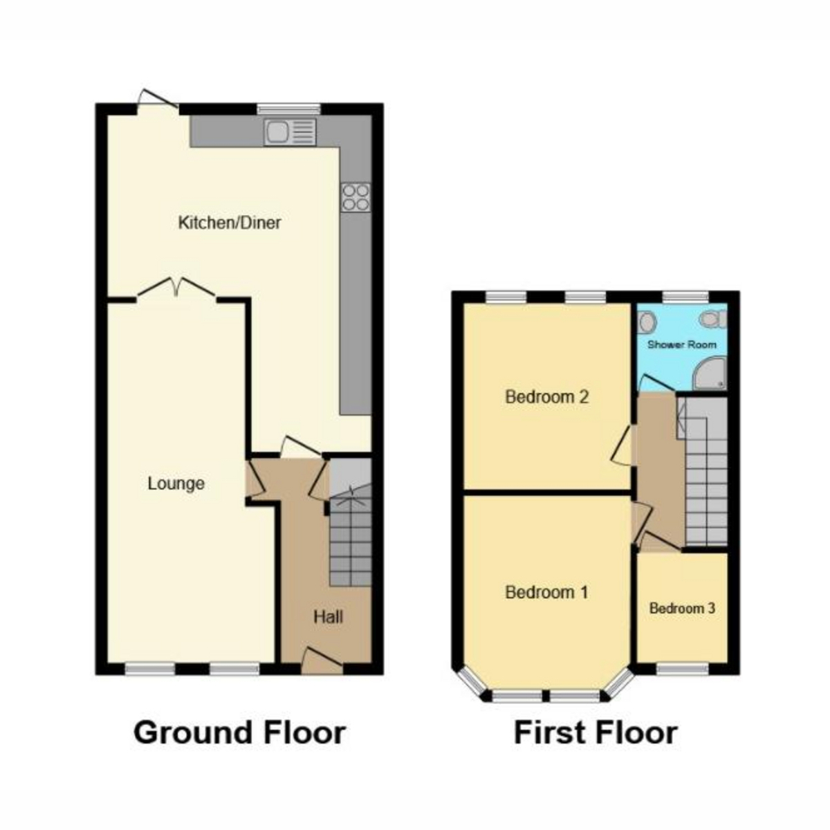 Floorplan 1 of Lonsdale Road, Southend-on-sea, SS2