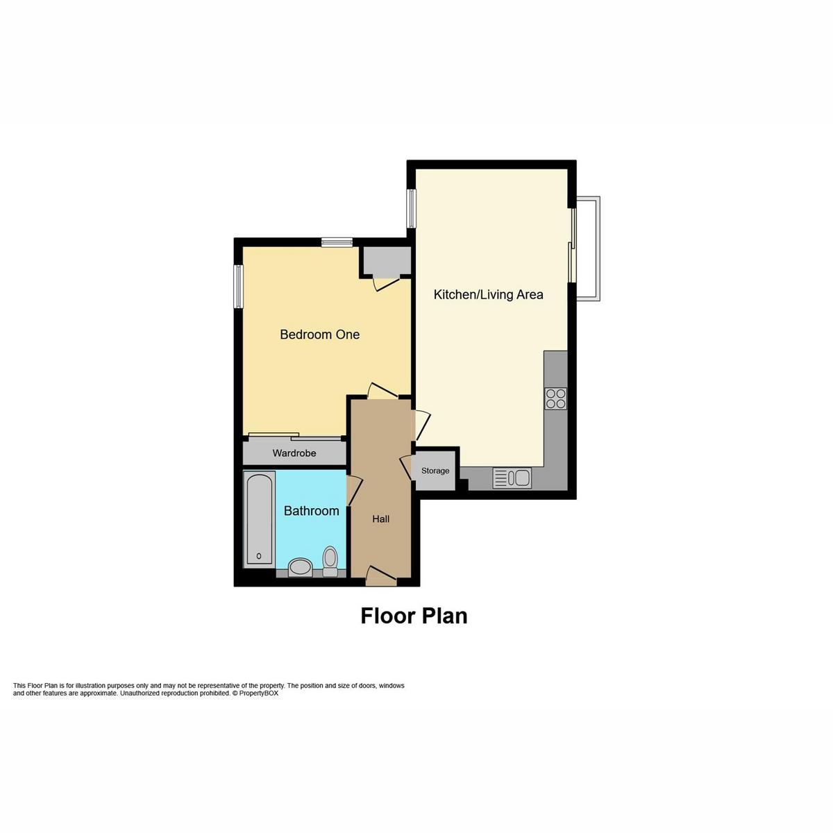 Floorplan 1 of Sutton Road, Southend-On-Sea, SS2