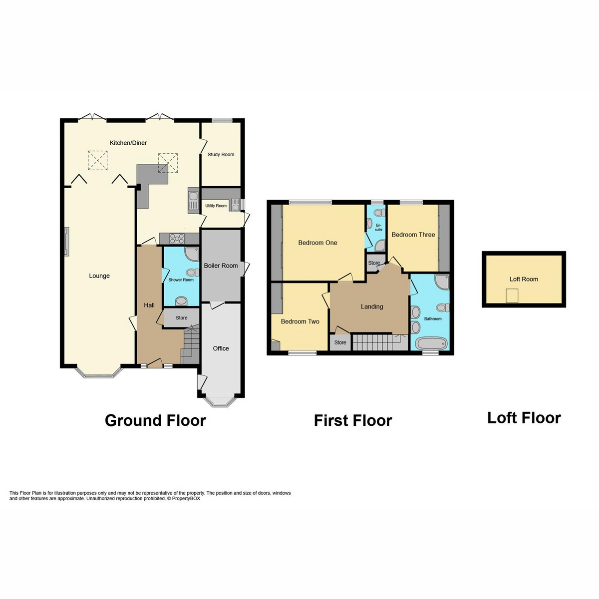 Floorplan 1 of Holly Tree Gardens, Rayleigh, SS6