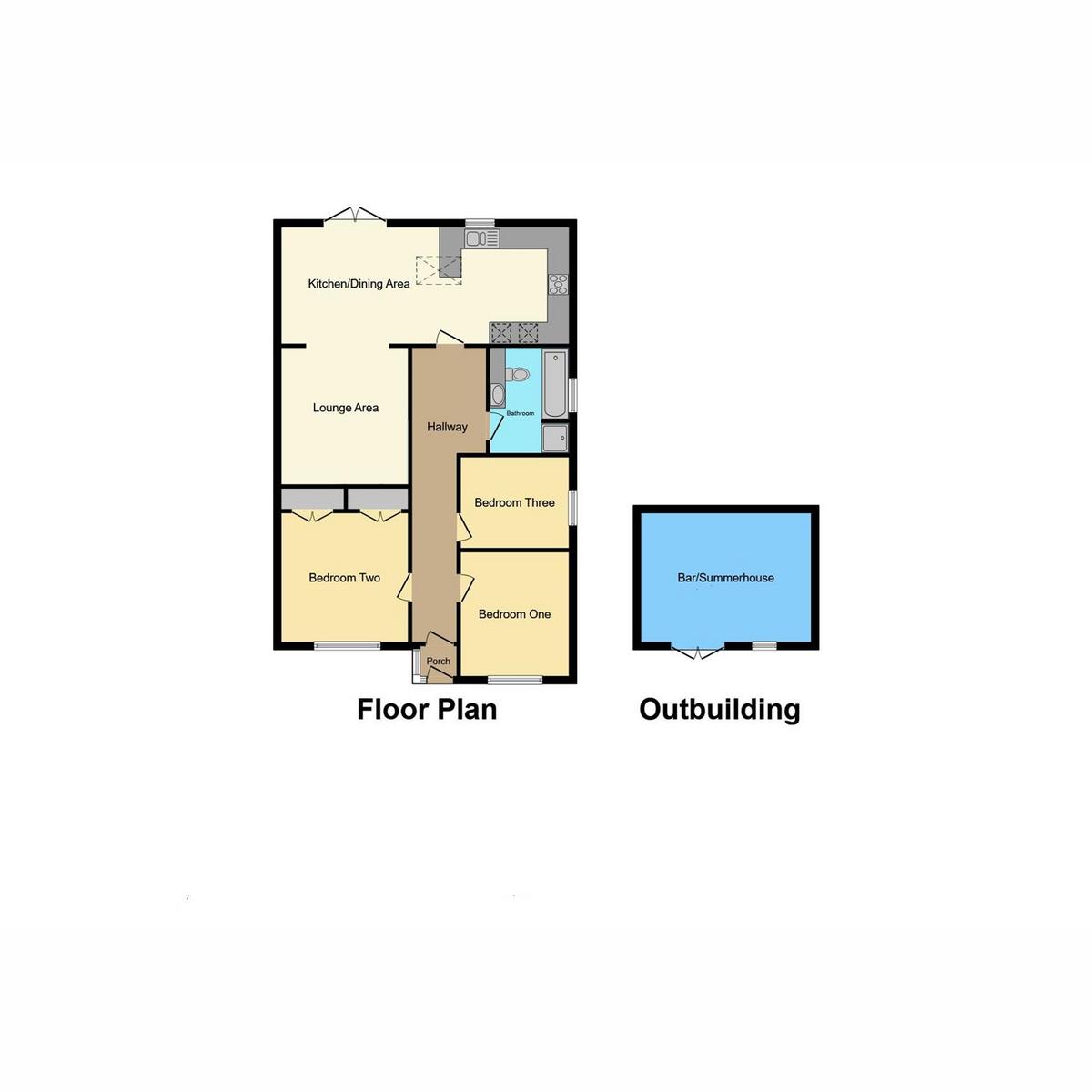 Floorplan 1 of Hamilton Gardens, Hockley, SS5