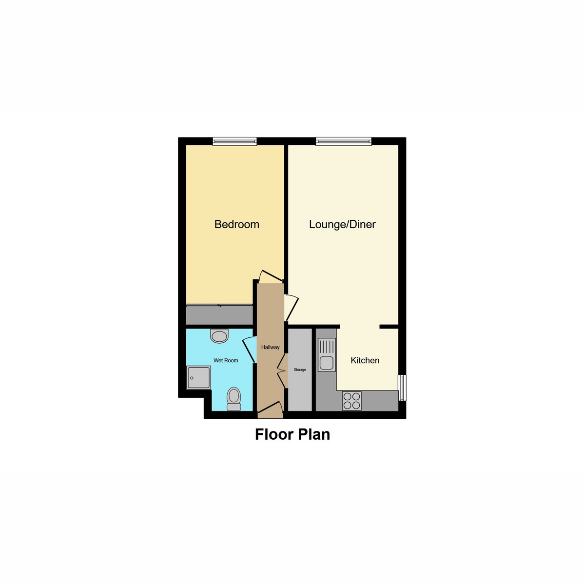 Floorplan 1 of Southchurch Rectory Chase, Southend-on-sea, SS2