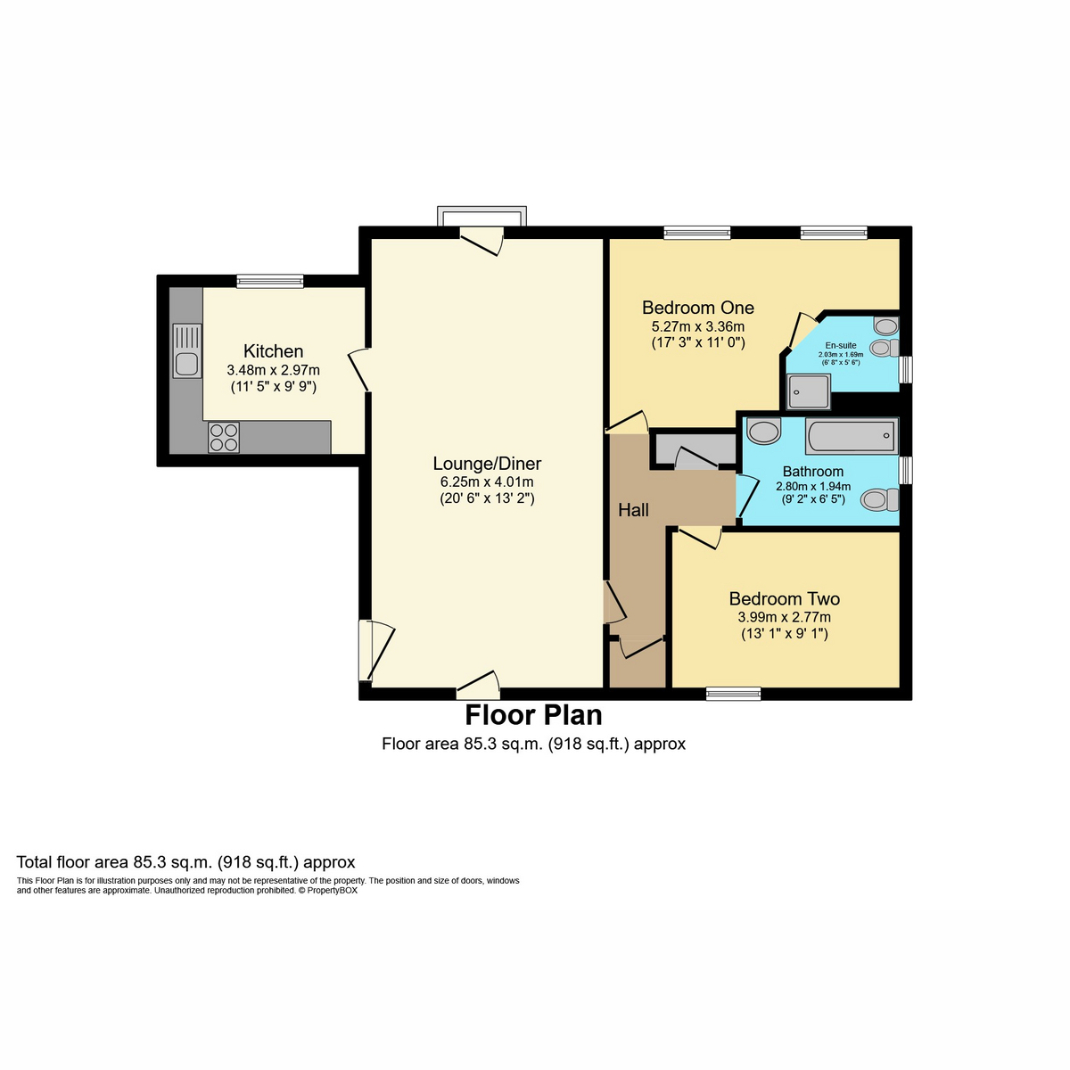 Floorplan 1 of Roots Hall Drive, Southend-On-Sea, SS2
