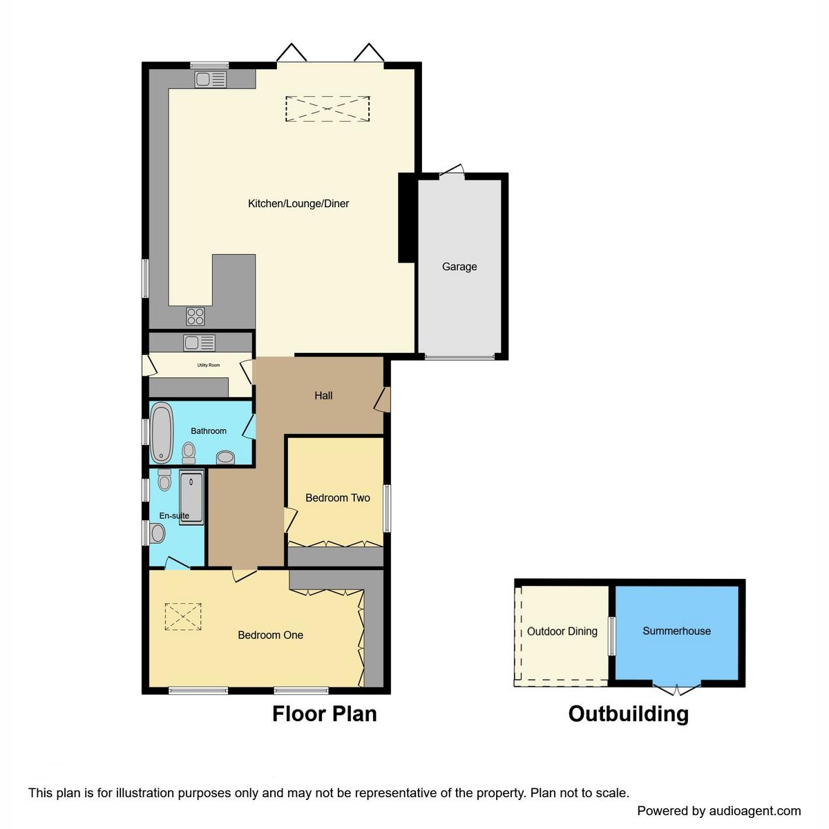 Floorplan 1 of Bull Lane, Rayleigh, SS6