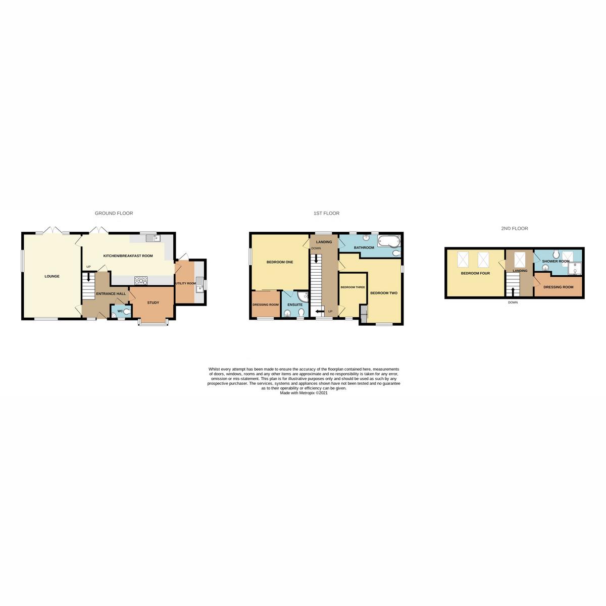 Floorplan 1 of Daws Heath Road, Benfleet, SS7