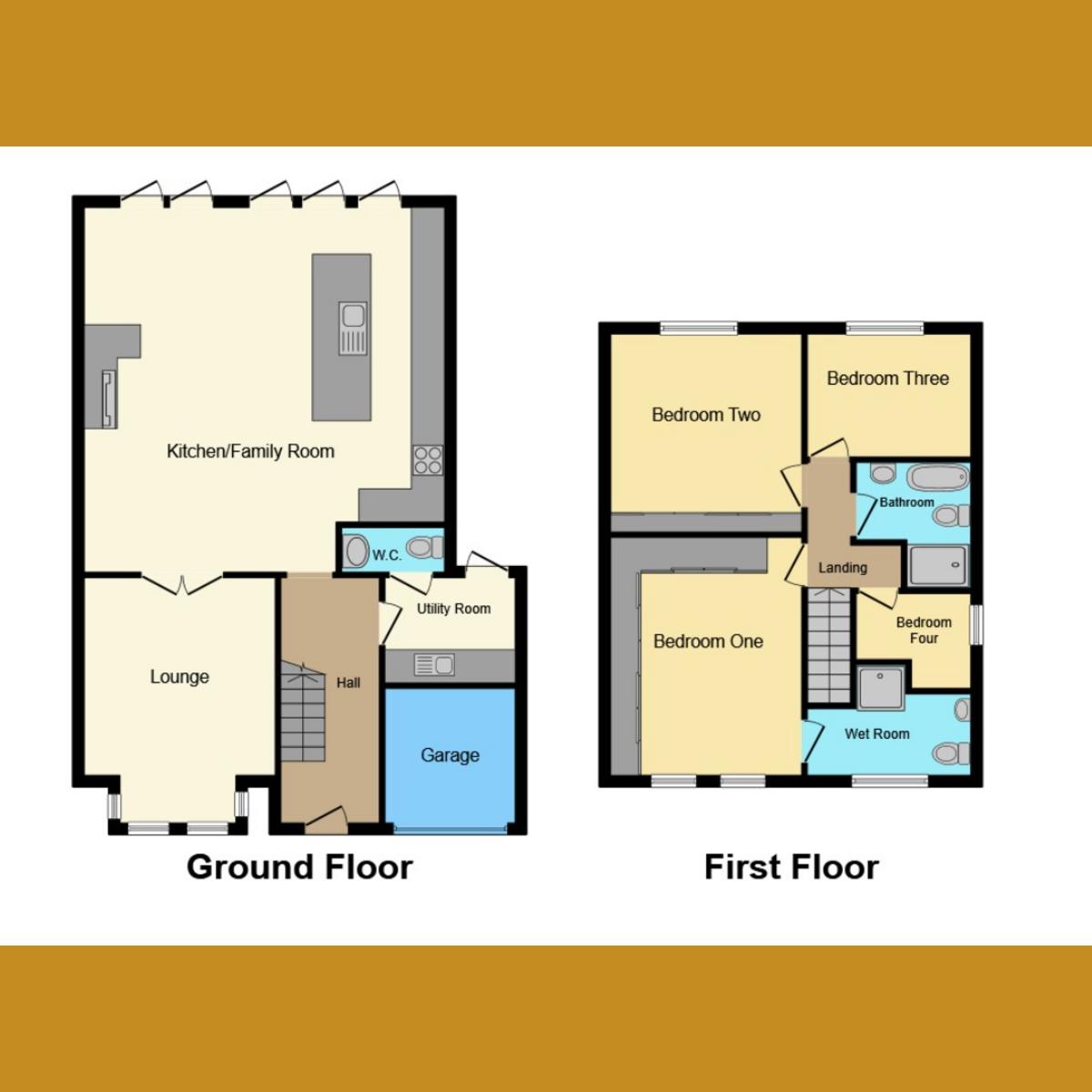 Floorplan 1 of Lower Road, Hockley, SS5